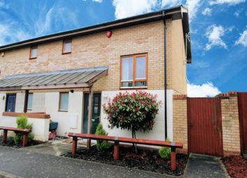 Thumbnail 2 bedroom semi-detached house for sale in Kramer Court, Grange Farm, Milton Keynes