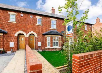Thumbnail 3 bedroom terraced house for sale in Paddocks Close, Castlethorpe, Milton Keynes, Bucks
