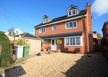 Thumbnail 5 bedroom detached house for sale in Mount Pleasant Road, Scholar Green, Stoke-On-Trent