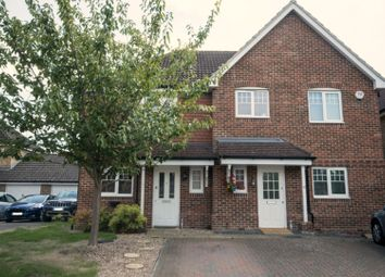 Thumbnail 2 bed semi-detached house for sale in Heather Hill Close, Earley, Reading