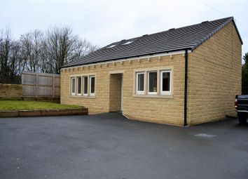 Thumbnail 4 bedroom detached house for sale in Peat Ponds, Laund Road, Huddersfield