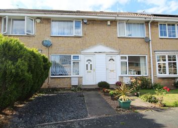 Thumbnail 2 bed terraced house to rent in Field Avenue, Thorpe Willoughby, Selby