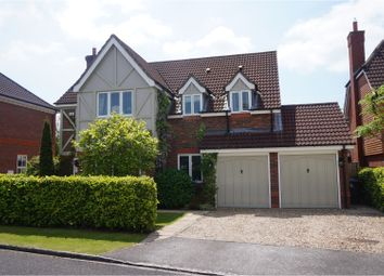 Thumbnail 5 bedroom detached house for sale in Royal Chase, York