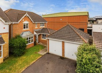 Thumbnail 4 bed detached house for sale in The Old Orchard, Farnham