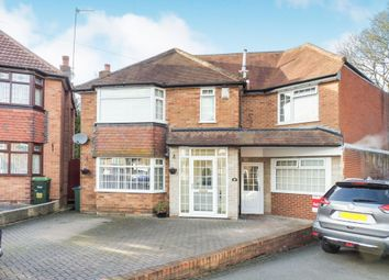 Thumbnail 5 bed detached house for sale in Charlemont Avenue, West Bromwich