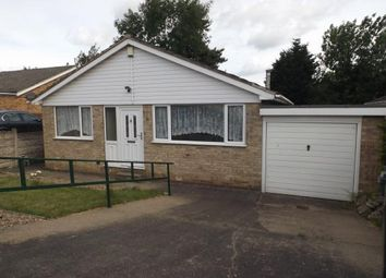 Thumbnail 3 bed bungalow for sale in Cromford Drive, Staveley, Chesterfield, Derbyshire