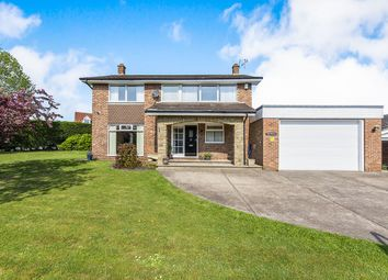 Thumbnail 4 bed detached house for sale in Mattersey Road, Ranskill, Retford