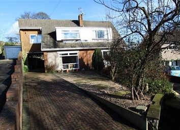 Thumbnail 4 bed semi-detached house for sale in Brockwell Gardens, Sowerby Bridge