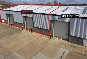 Thumbnail Light industrial to let in Unit 1A Sanders Business Centre, Sanders Lodge, Wellingborough Road, Rushden, Northants