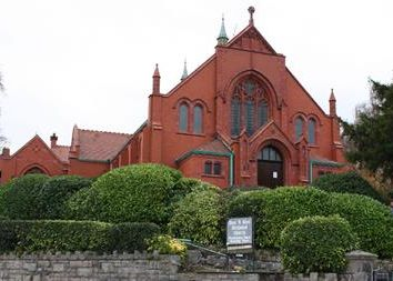 Thumbnail Land for sale in Nant-Y-Glyn Methodist Church, Nant-Y-Glyn Road, Colwyn Bay