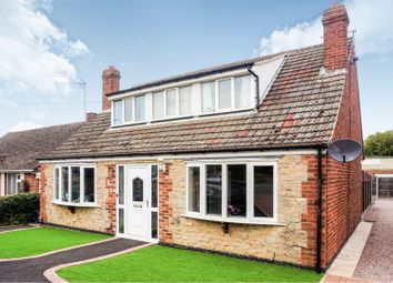 Thumbnail 3 bed detached bungalow for sale in Harlaxton Road, Grantham