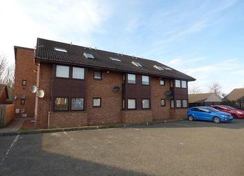 Thumbnail 2 bed flat to rent in Jerviston Street, Motherwell