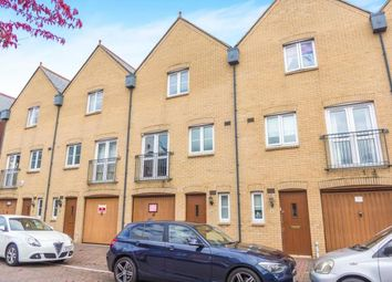 Thumbnail 3 bedroom terraced house for sale in Harrowby Street, Cardiff Bay, Cardiff