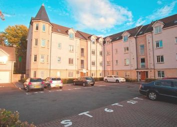 Thumbnail 3 bed flat for sale in Quarrywood Court, Livingston, West Lothian