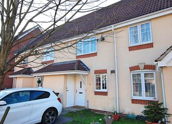 Thumbnail 2 bedroom terraced house to rent in Britton Gardens, Kingswood, Bristol