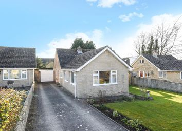 Thumbnail 3 bed detached bungalow for sale in Shilton Road, Carterton