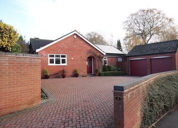 Thumbnail 3 bed detached bungalow for sale in The Tithings, Kibworth, Leicester