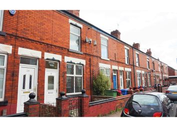 Thumbnail 2 bed terraced house for sale in Vienna Road, Edgeley, Stockport