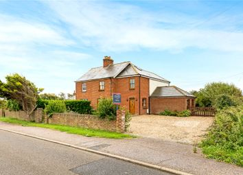 Thumbnail 4 bed semi-detached house for sale in Cakeham Cottages, Cakeham Road, West Wittering, Chichester