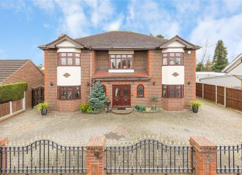 Thumbnail 6 Bed Detached House For Sale In Parkstone Avenue Emerson Park Hornchurch