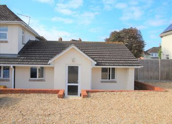 Thumbnail 2 bed bungalow to rent in Hamilton Crescent, Hamworthy, Poole