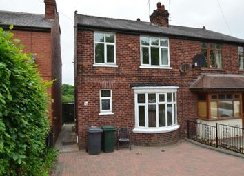 Thumbnail 3 bed semi-detached house to rent in Minneymoor Lane, Conisbrough, Doncaster