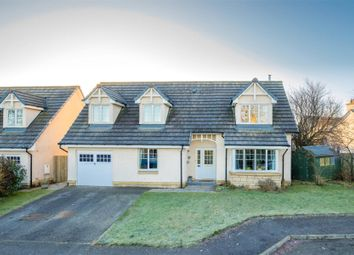 Thumbnail 4 bed detached house for sale in Cleuch Road, North Middleton, Gorebridge