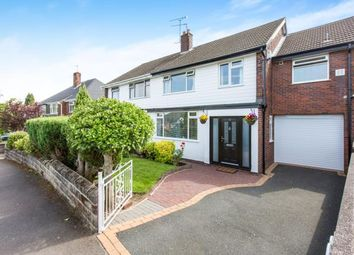 Thumbnail 4 bed semi-detached house for sale in Westmorland Avenue, Clough Hall, Kidsgrove, Staffordshire