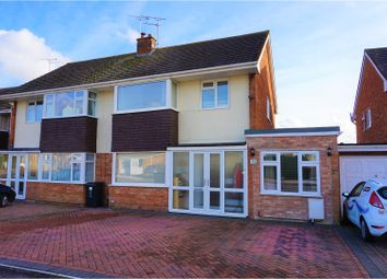 Thumbnail 4 bed semi-detached house for sale in Weedon Road, Swindon