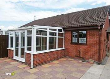 Thumbnail 2 bed semi-detached bungalow to rent in Willerby Carr Close, Moorhouse Road, Hull, East Yorkshire