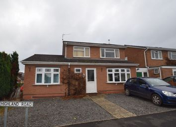 Thumbnail 5 bedroom detached house to rent in Highland Road, Newport