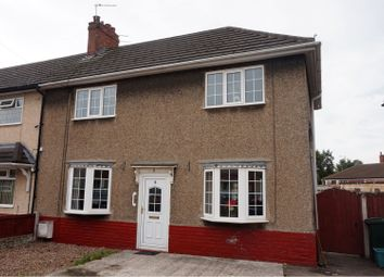Thumbnail 3 bed town house for sale in Armthorpe, Doncaster