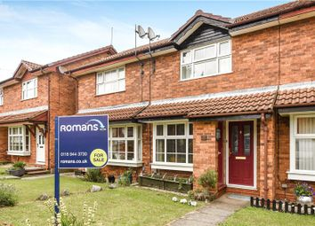 Thumbnail 2 bed terraced house for sale in Hurricane Way, Woodley, Reading