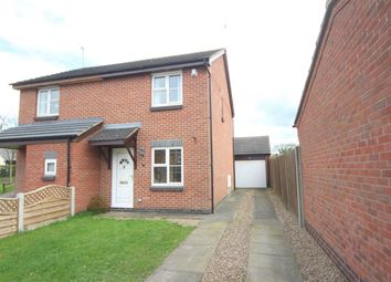 Thumbnail 2 bed property to rent in Brookside, Barlestone, Warwickshire