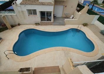 Thumbnail 4 bed town house for sale in Punta Prima, Orihuela Costa, Alicante, Valencia, Spain