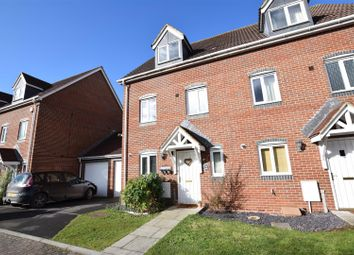 Thumbnail 4 bed semi-detached house for sale in Dairy Close, Yatton, Bristol