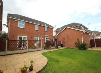 Thumbnail 3 bed detached house for sale in Orchid Crest, Upton, West Yorkshire