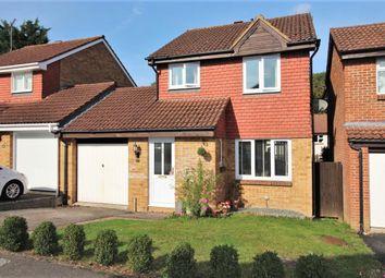 Thumbnail 3 bed detached house for sale in Kernham Drive, Tilehurst, Reading