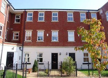 Thumbnail 4 bed terraced house for sale in Mansion Gate Square, Chapel Allerton, Leeds