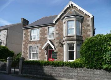 Thumbnail 3 bed flat to rent in Clinton Road, Redruth