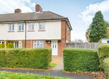 Thumbnail 2 bed end terrace house for sale in Nobes Avenue, Bridgemary, Gosport