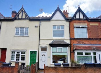 Thumbnail 3 bed terraced house for sale in Moor End Lane, Birmingham