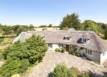 Thumbnail 4 bed equestrian property for sale in Radipole Lane, Weymouth, Dorset