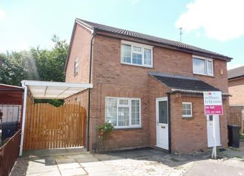 Thumbnail 2 bedroom property to rent in Beman Close, Leicester