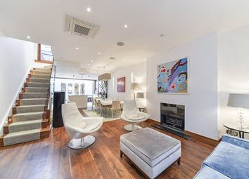 4 bed terraced house for sale in Radnor Walk, Chelsea SW3