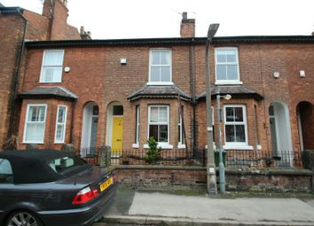 Thumbnail 2 bedroom terraced house to rent in Byrom Street, Altrincham