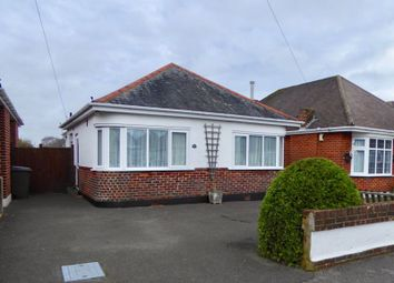 Thumbnail 3 bed detached bungalow for sale in Huntfield Road, Bournemouth