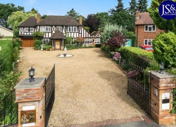 Thumbnail 5 bed detached house for sale in Clevehurst Close, Stoke Poges, Stoke Poges, Buckinghamshire