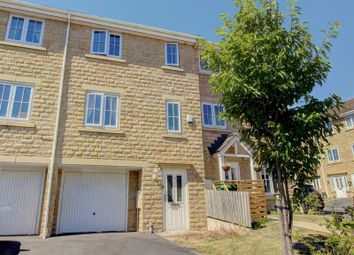 Thumbnail 4 bed town house for sale in Brunswick Place, Heckmondwike