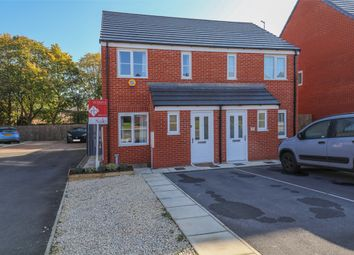 Thumbnail 2 bed semi-detached house for sale in Hurricane Avenue, Sheffield